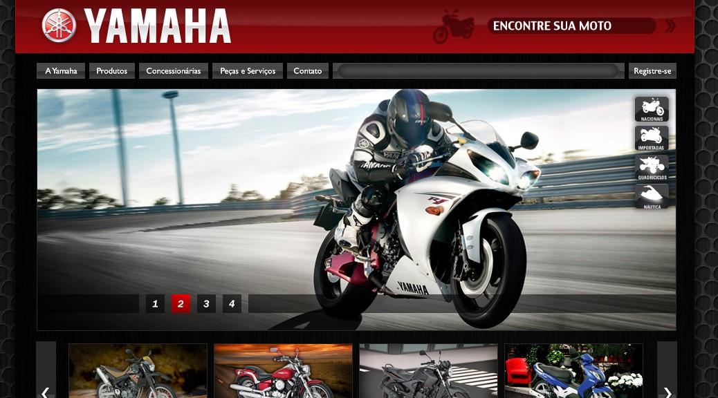 Nova proposta - Portal Yamaha