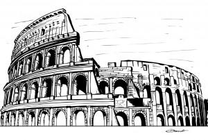 Coliseu, by Danilo Aroeira