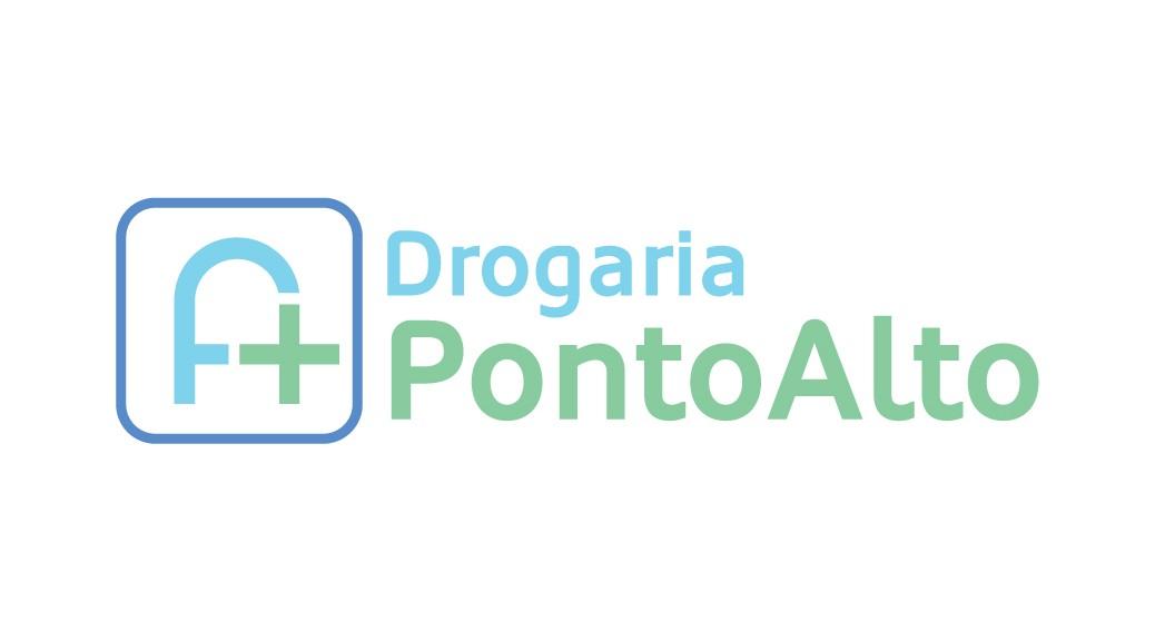 Logo Drogaria Ponto Alto