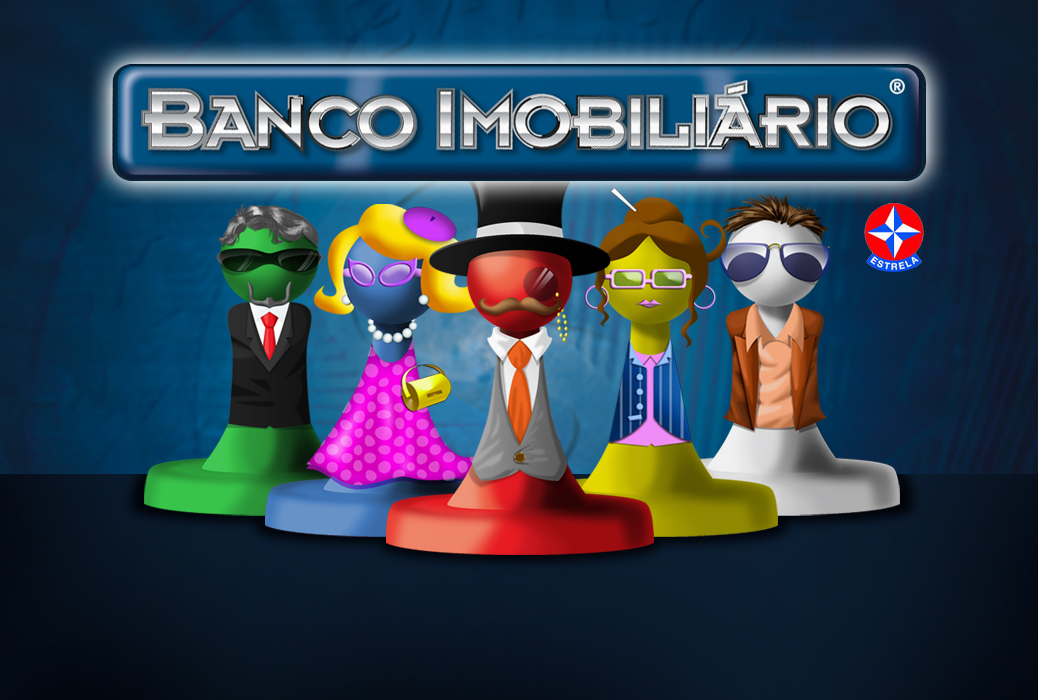 """Banco Imobiliário - Campanha """"Pequenos Milionários"""" - by Danilo Aroeira at Agência Climax"""