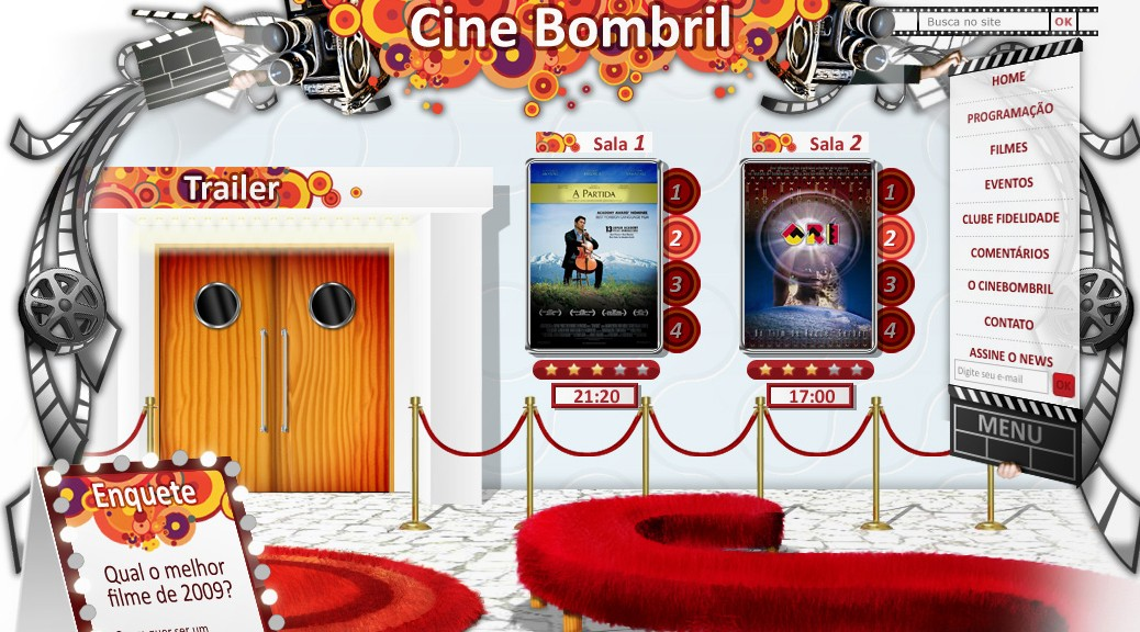 Website Cinebombril