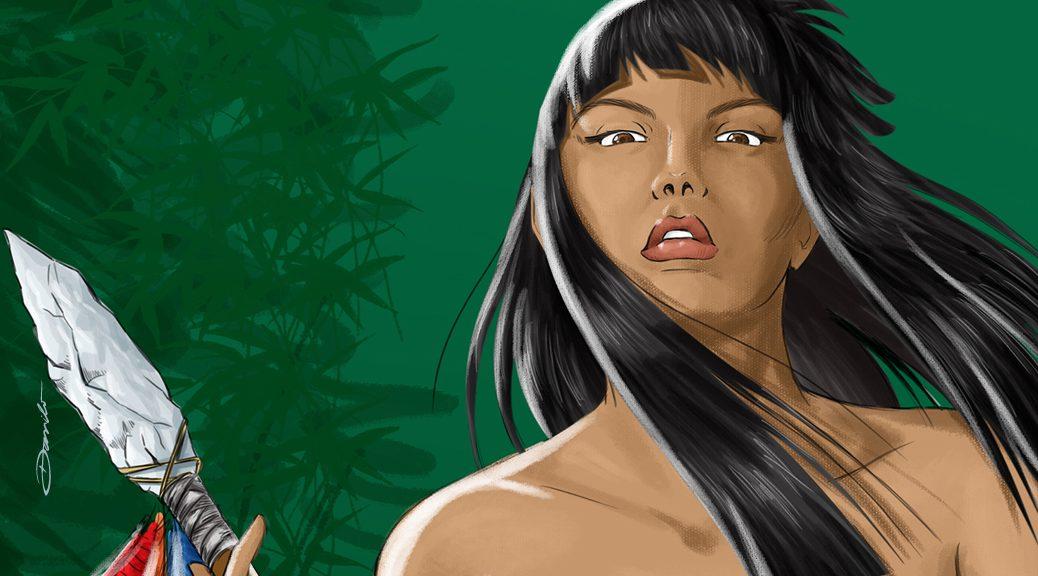 Terra Sangrenta - Graphic Novel by Alex Moletta & Dan Arrows