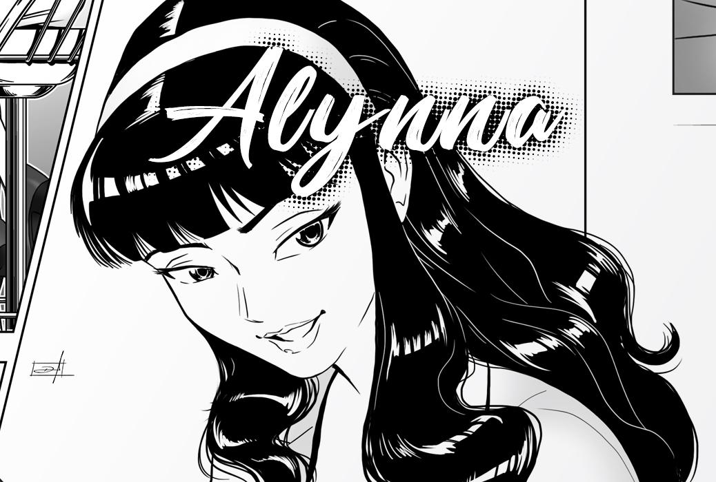 Destaque Alynna